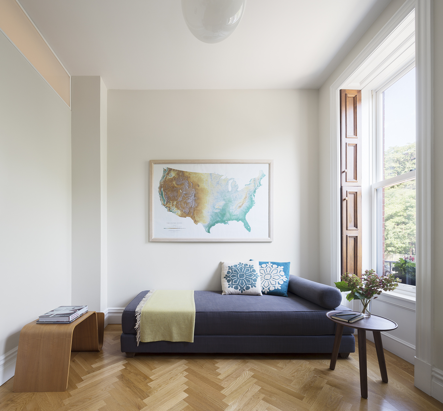 Brooklyn Townhouse | YUN Architecture